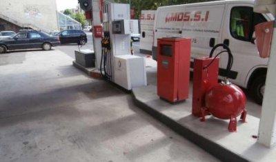 Installation et maintenance d'extincteur automatique de station service à Toulouse